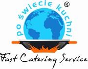 catering Po świecie kuchni